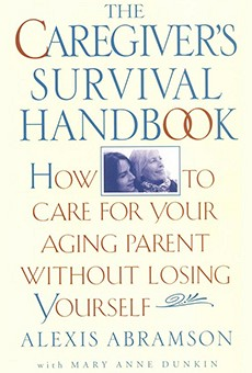 Book caregiver survival handbook